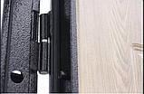 Дверь входная МЕДВЕДЬ Метал/МДФ Карпатская Ель Правая 86х2050, фото 3