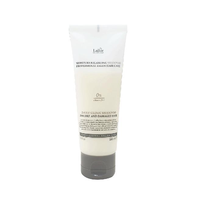 Шампунь без силиконов La'dor Moisture Balancing Shampoo 100ml