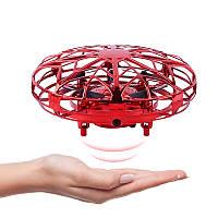 Квадрокоптер NBZ UFO Interactive Airctaft Red