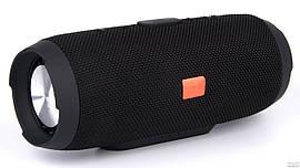 Портативная беспроводная Bluetooth колонка Charge 3 USB FM 10Вт Black