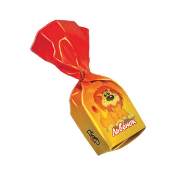 """Казахстанские конфеты BS """"Львёнок"""""""