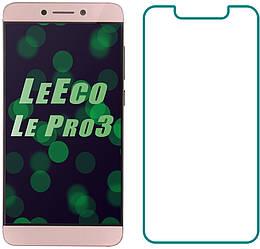 Защитное стекло LeEco Le Pro 3 (Прозрачное 2.5 D 9H) (Лееко Ле Эко Про 3)