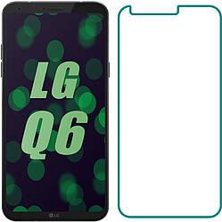 Защитное стекло LG Q6 (Прозрачное 2.5 D 9H) (Лджи Ку Кью 6)