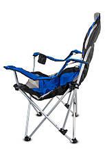 Кресло с регулируемой спинкой Ranger FC750-052 Blue, фото 2