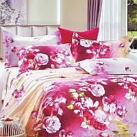 Комплект постельного белья семейный Elway 4087 Magic