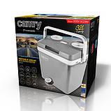 Автомобильный холодильник с подогревом Camry CR 93  32л. 12-220в Польша, фото 4
