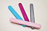 Футляр пластиковый для зубной щетки «Акварель»