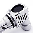 Лампа автомобильная светодиодная Carro LED Model MZ HB4 8000 Lum 9-32V цвет свечения белый 2 шт/комплект, фото 6