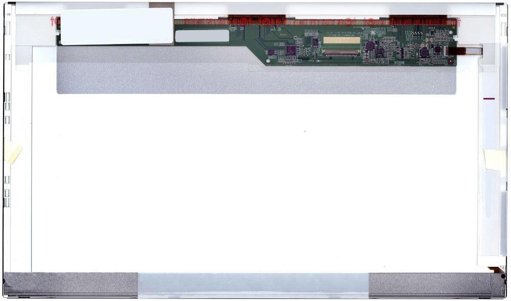"Матрица для ноутбука 15,6"", Normal (стандарт), 40 pin (сверху справа), 1366x768, Светодиодная (LED), без"