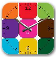 Часы декоративные Palette