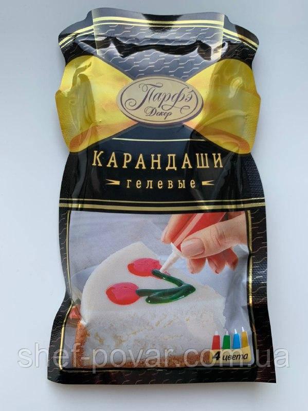 "Карандаши гелевые ТМ ""Парфэ"""