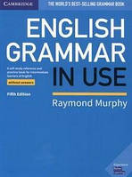 Грамматика English Grammar in Use 5th Edition Book without answers Murphy, R ISBN 9781108457682