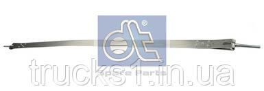 Хомут ленточный DAF 5.11124 (Diesel Technic)