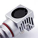 Лампа автомобильная светодиодная Carro LED Model MZ H7 8000 Lum 9-32V цвет свечения белый 2 шт/комплект, фото 6