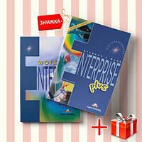Книги Enterprise Plus Coursebook & workbook (комплект: учебник и рабочая тетрадь) Express Publishing ISBN 9781843258124-1