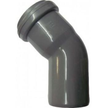 Колено канализационное Magnaplast 110/67