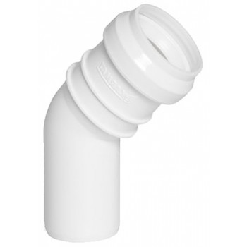 Колено канализационное Magnaplast 32/45