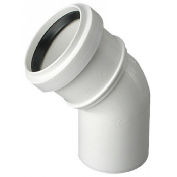 Колено канализационное Magnaplast 32/67