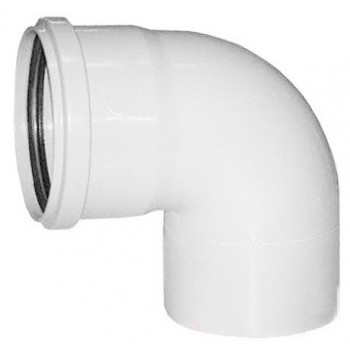 Колено канализационное Magnaplast 32/88,5