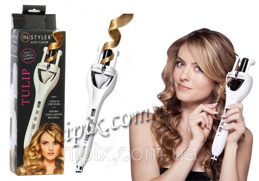 Автоматическая плойка для завивки волос Instyler Auto Curler Tulip