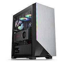 Корпус Thermaltake H550 Tempered Glass Black/Grey (CA-1P4-00M1WN-00) без БЖ