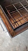 """Коптильня горячего копчения с гидрозатвором """"Дымок """" металл 2мм. Малая, фото 3"""