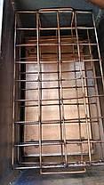 """Коптильня горячего копчения с гидрозатвором """"Дымок """" металл 2мм. Малая, фото 2"""