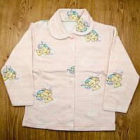 Кофточка ясельная MirAks TN-5191-00 Pink (Розовый/начес) 1638 110