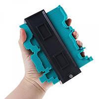 Измерительный инструмент контурный манометр Wolfcraft Contour Gauge Шаблометр