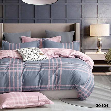 Комплект постельного белья Viluta Ранфорс двуспальный 20101, фото 2