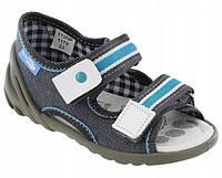 Детские сандалии на липучке Renbut 25 (16 см), фото 1