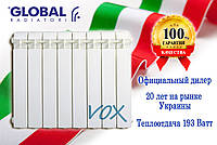 Алюминиевый радиатор Global VOX R 350/100 (Италия)