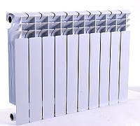 Біметалічний радіатор Alltermo CLASSIC + 350/85