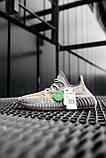 Стильные кроссовки Adidas Yeezy Boost 350 V2 ISRAFIL (Адидас Изи Буст 350 ), фото 7