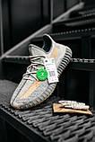 Стильные кроссовки Adidas Yeezy Boost 350 V2 ISRAFIL (Адидас Изи Буст 350 ), фото 3