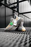 Стильные кроссовки Adidas Yeezy Boost 350 V2 ISRAFIL (Адидас Изи Буст 350 ), фото 2