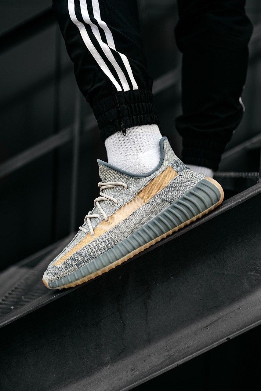 Стильные кроссовки Adidas Yeezy Boost 350 V2 ISRAFIL (Адидас Изи Буст 350 )