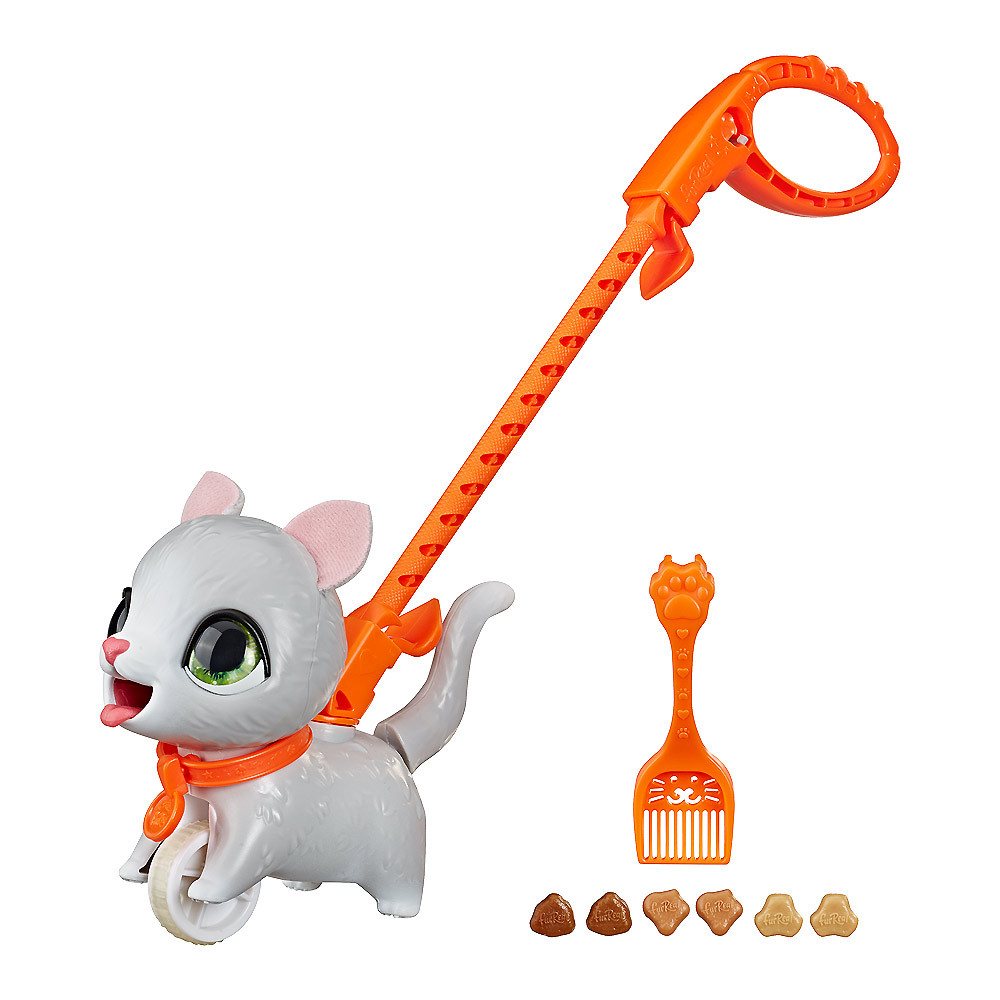 Интерактивная игрушка Furreal Friends Шаловливый Котенок 10 см. Оригинал Hasbro E8952/E8899
