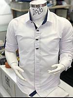 Рубашка для мальчика 2-7
