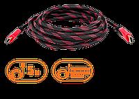 Кабель HDMI - HDMI  1080p позолоченный усиленный в обмотке 5 метров