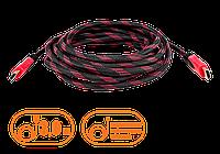 Кабель HDMI - HDMI 1080p позолоченный усиленный в обмотке 3 метра
