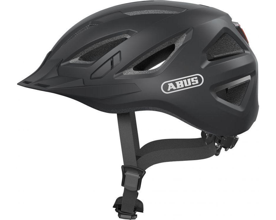 Шолом велосипедний ABUS URBAN-I 3.0 XL 61-65 Velvet Black