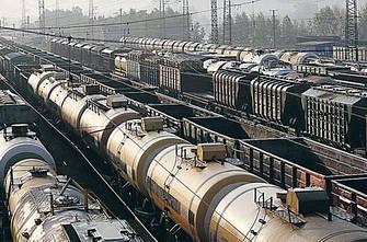Запчастини для тягового складу залізничного транспорту