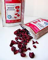 Вишня половинки 100г сублимированная натуральная ягода от украинского производителя