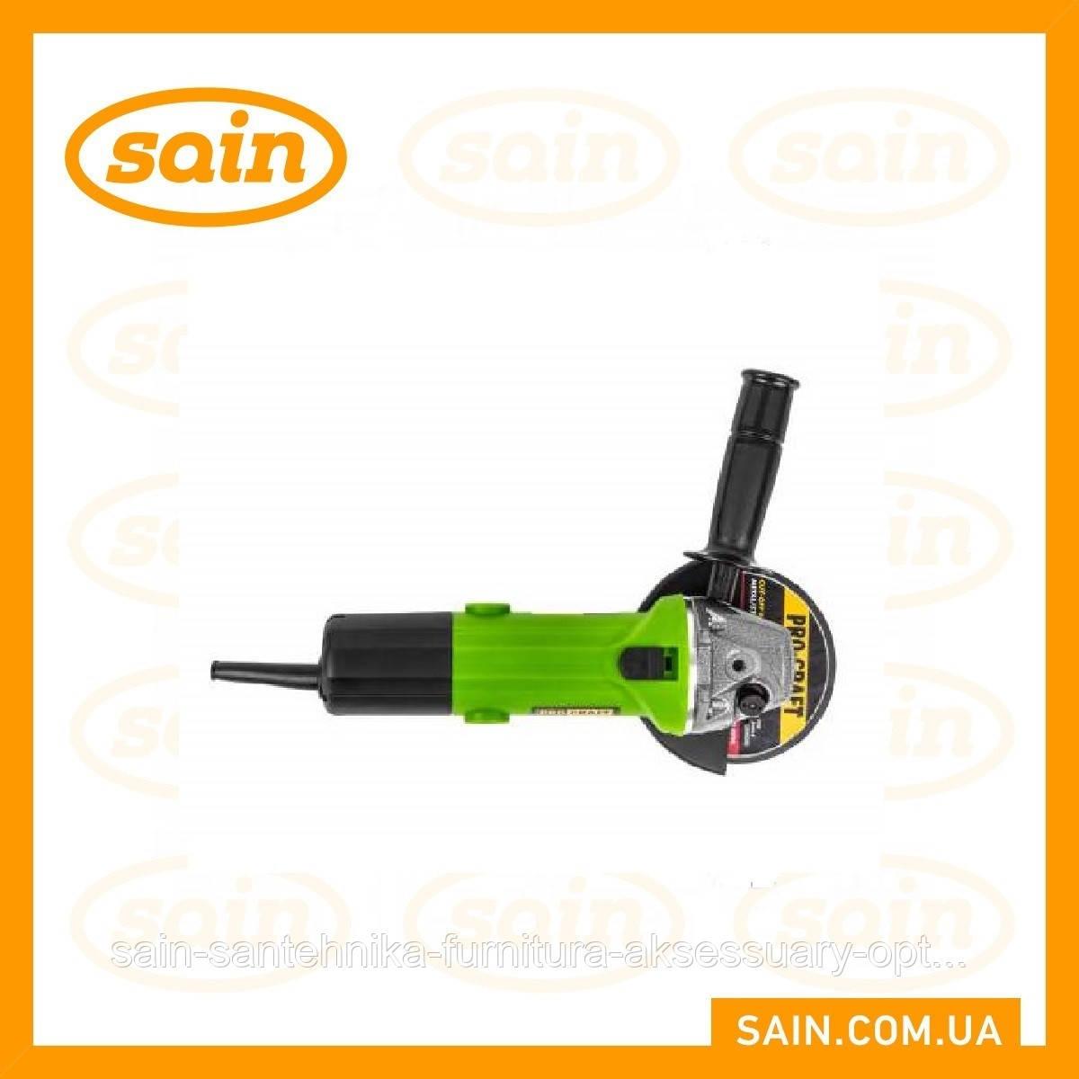 Углошлифовальная машина Procraft PW 1350 E 125