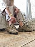 Женские кроссовки Adidas Yeezy Boost 350 в стиле Адидас Изи Буст КОРИЧНЕВЫЕ (Реплика ААА+), фото 4