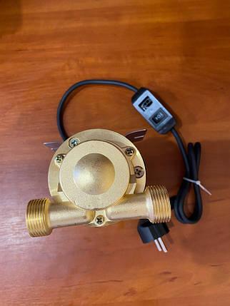 Насос для підвищення тиску Optima PT 15 - 15 нержавіючий корпус, фото 2