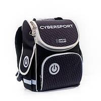 Ортопедический школьный рюкзак (ранец) для мальчика: для первоклассника и до 5 класса