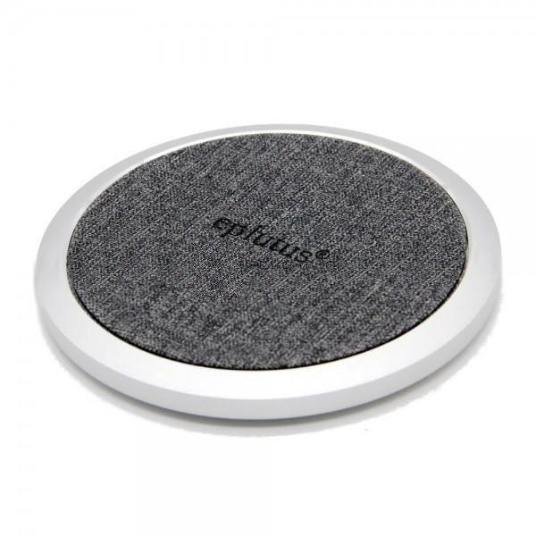 Беспроводное зарядное устройство Eplutus EW-02 Серый (10 Вт)