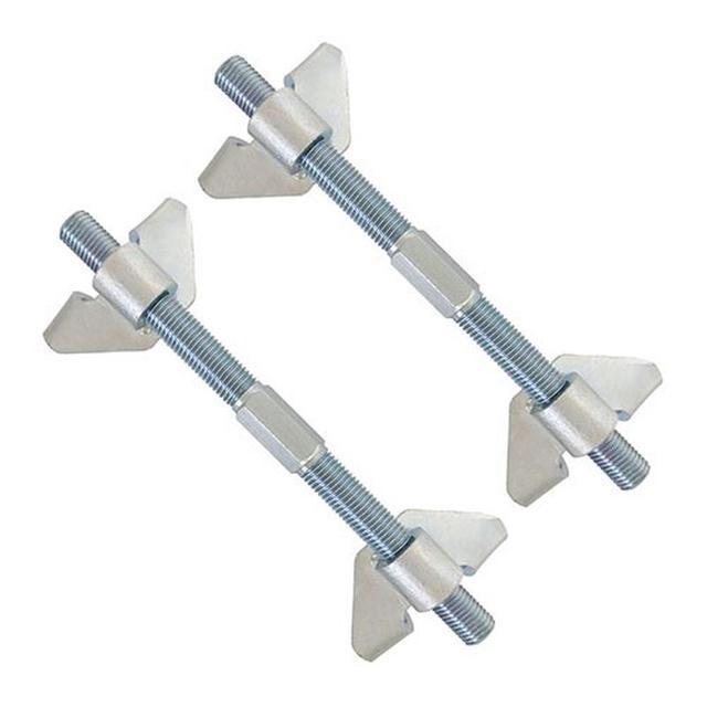 Стяжки пружин двухзахватные L 250 мм (2 резьбы) ХЗСО CSCS025R2
